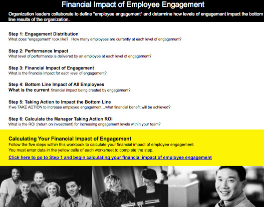 Financial Impact of Engagement