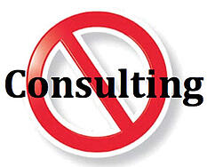 No Consulting